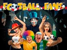 Football Fans на онлайн сайте казино Адмирал с бонусами для новичков