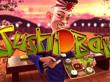 Разработчики Betsoft предлагают любителям азартных игр современный виртуальный эмулятор Sushi Bar