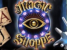Игровой автомат The Magic Shoppe от Betsoft подарит вам бонусы, фри спины, специальные возможности